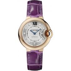 Ballon Bleu de Cartier reloj WE902040  Replicas