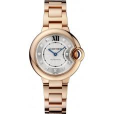 Ballon Bleu de Cartier reloj WE902062  Replicas