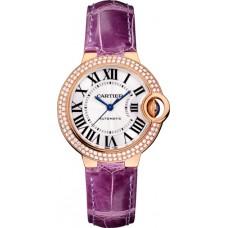 Ballon Bleu de Cartier reloj WE902066  Replicas