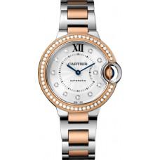 Ballon Bleu de Cartier reloj WE902076  Replicas