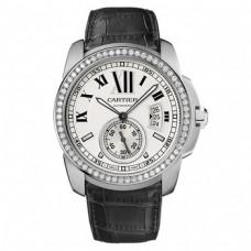 Calibre De Cartier hombres Reloj WF100003