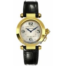 Cartier Pasha reloj de senora WJ11891G