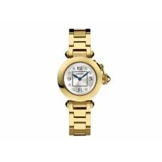 Cartier Pasha reloj de senora WJ124015