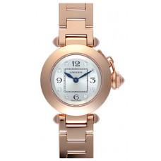 Cartier Pasha reloj de senora WJ124016