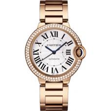 Cartier Ballon Bleu de Automatico Reloj de mujer WJBB0005  Replicas