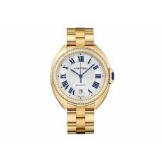 Cartier Cle de Cartier Automatico Reloj Mujer WJCL0010 Replicas