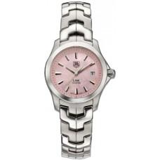 Tag Heuer Pink Mother-of-Pearl Link Senoras replicas de reloj