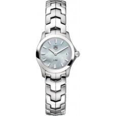 Tag Heuer Link Blue Mother-of-Pearl Senoras replicas de reloj