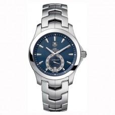 Tag Heuer Link automatico hombres Blue Acero replicas de reloj