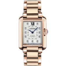 Cartier Tank Anglaise Medium reloj de senora WJTA0005