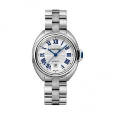 Cle de Cartier Automatico 31mm Midsize reloj WSCL0005  Replicas