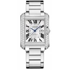 Cartier Tank Anglaise Medium reloj de senora WT100009