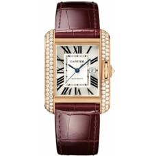 Cartier Tank Anglaise Medium reloj de senora WT100016