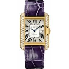 Cartier Tank Anglaise Medium reloj de senora WT100017