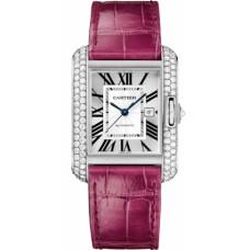 Cartier Tank Anglaise Medium reloj de senora WT100018