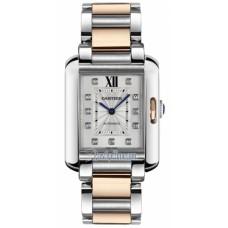 Cartier Tank Anglaise Medium reloj de senora WT100025