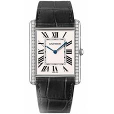 Cartier Tank Louis Cartier hombres Reloj WT200006