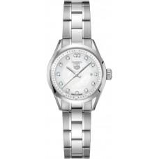 TAG Heuer Carrera Diamante Dial 27mm Senoras replicas de reloj