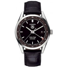Tag Heuer Carrera Calibr 7 Twin Time hombres replicas de reloj