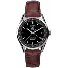 Tag Heuer Carrera Twin-Time hombres replicas de reloj