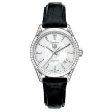 Tag Heuer Carrera Mother of Pearl Senoras replicas de reloj
