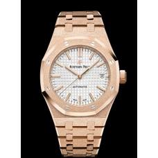 Audemars Piguet Royal Oak Frosted Gold reloj 15454OR.GG.1259OR.01  Replicas