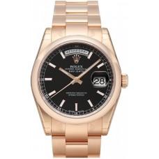Rolex Day-Date reloj de replicas 118205-3