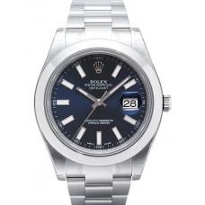 Rolex Datejust II reloj de replicas 116300-3