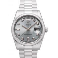 Rolex Day-Date reloj de replicas 118206-2