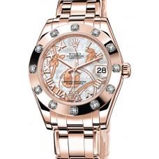 Rolex Datejust Special Edition reloj de replicas 81315-2