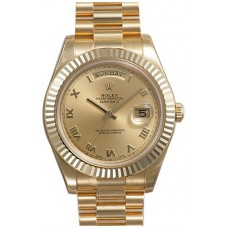 Rolex Day-Date II reloj de replicas 218238-4