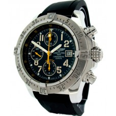 Replica Breitling Avenger Mens Stainless Steel Watch A13380