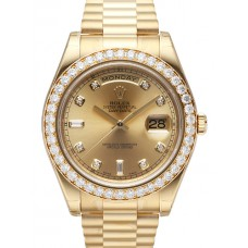 Rolex Day-Date II reloj de replicas 218348