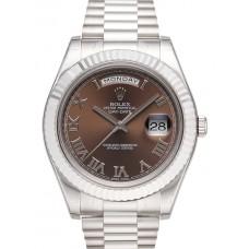 Rolex Day-Date II reloj de replicas 218239-5