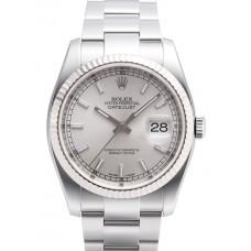 Rolex Datejust reloj de replicas 116234-34