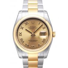 Rolex Datejust reloj de replicas 116203-6
