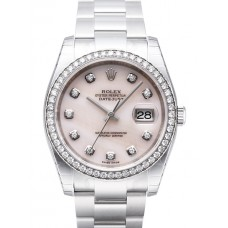Rolex Datejust reloj de replicas 116244-15