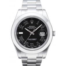 Rolex Datejust II reloj de replicas 116300-5
