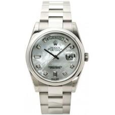 Rolex Day-Date reloj de replicas 118209-1
