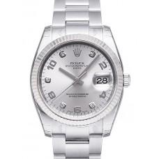 Rolex Date reloj de replicas 115234-4
