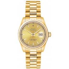 Rolex Datejust Lady 31 reloj de replicas 178278