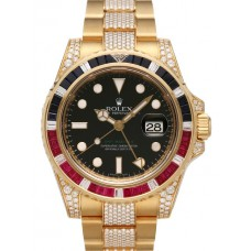 Rolex GMT-Master II reloj de replicas 116758 SARU