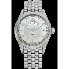 Réplicas IWC Pilots Reloj Spitfire UTC Reloj para hombre IW325108
