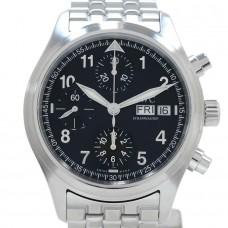 Réplicas IWC Pilots cronógrafo reloj para hombre IW370618