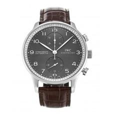 Réplicas IWC Portuguese Chronograph automático reloj para hombre IW371473