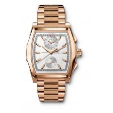 Réplicas IWC Da Vinci Nuevo cronógrafo automático reloj para hombre IW376406