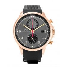 Réplicas IWC Portuguese Mens cronógrafo automático reloj IW390202