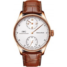 Réplicas IWC Portugieser Regulator Reloj para hombre IW544402