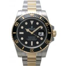 Rolex Submariner Date reloj de replicas 116613 LN