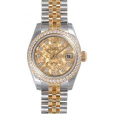 Rolex Lady-Datejust reloj de replicas 179383-1
